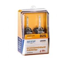Лампы Ксеноновые MTF D2S Absolute Vision +50%