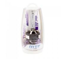 Лампа Ксеноновая MTF D2S 6000К Tuning