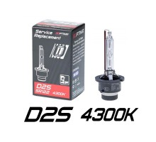 Optima Premium D2S Original HID SR122 (Service Replacement)