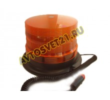 Мигалка Светодиодная 72-LED (Оранжевая) 12V