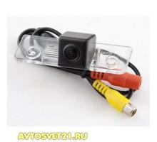 Камера заднего вида Skoda Octavia II 2008-2012