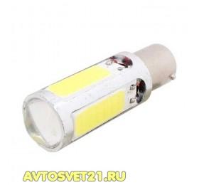 Лампа светодиодная P21W 7.5W cob