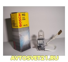 Автолампа H3 BOSCH Pure Light