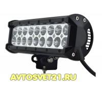 Светодиодная балка / фара-прожектор 54W Spot 10-30V