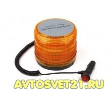 Мигалка 72-LED SMD (Оранжевая) 10-30V