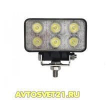 Светодиодная фара-прожектор 18W 10-30V