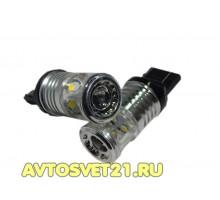 Лампа светодиодная Т20 Dixel W21/5W (2-х конт.)