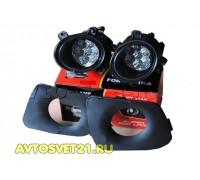 Фары противотуманные LED светодиодные Лада Калина / Гранта / Ларгус