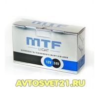 Ксенон MTF 12-24V 35W Slim HL A2088m (Комплект)