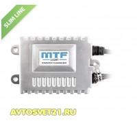 Блок розжига MTF 12V 35W/45W шумоподавление MSP Canbus