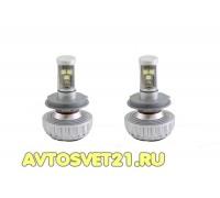 Светодиодные лампы CAR PROFI H4 6000Lm