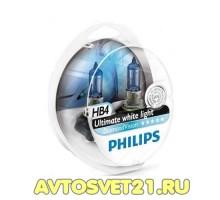 Автолампы HB4 PHILIPS Diamond Vision 5000k