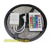 RGB Лента с контроллером и пультом