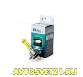 Автолампы Nord Yada H7 12В 55Вт Желтые Yellow
