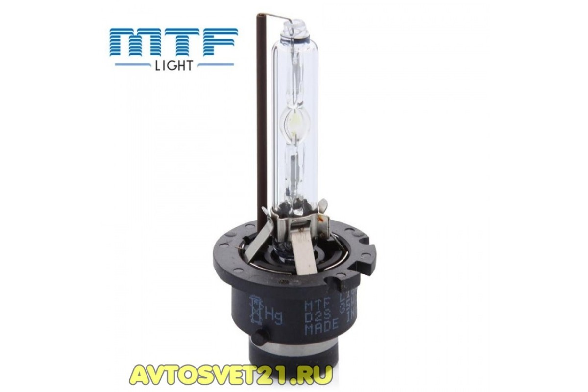 Лампы D2S MTF  2 шт...
