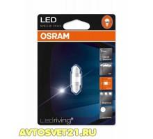 Лампа светодиодная c5w Osram Cool White 31мм