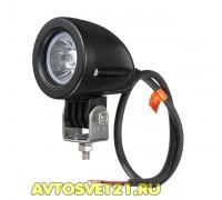 Светодиодная фара-прожектор 10W 10-30V