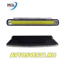 Дневные Ходовые Огни высокой мощности YCL-764 (160*42*17мм) 9-32V + Стабилизатор