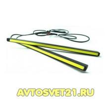 Дневные Ходовые Огни (cob) X-LED 12V - 190*12*6мм