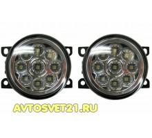 Фары противотуманные LED светодиодные Nissan