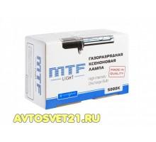 Лампа Ксеноновая MTF HB4 5000K