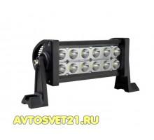 Светодиодная балка / фара-прожектор 36W Spot 10-30V Epistar