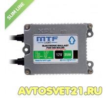 Блок розжига MTF 12V 35W Slim XPU с обманкой