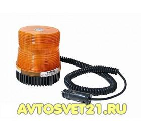 Мигалка стробоскопная Оранжевая Hazard 12-24V