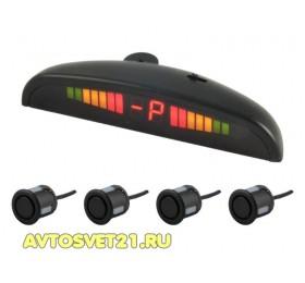 Парктроник СР LED 001 с дисплеем
