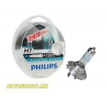 Автолампы H7 PHILIPS X-Treme Vision +130%