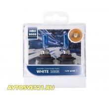 Автолампы HB3 SVS White 5000K