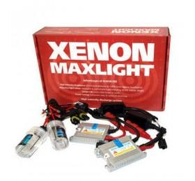 Ксенон + Галоген Max Light Slim (Комплект)